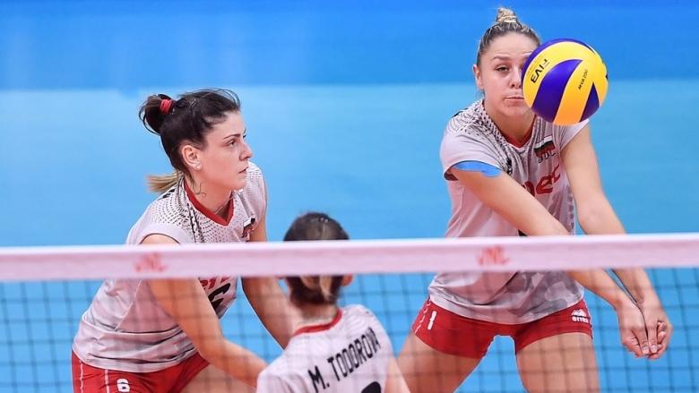Волейболистките на България играят контроли с Азербайджан в Пловдив