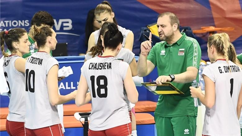 Иван Петков: Имаме цел за сериозен волейбол в дългосрочен план