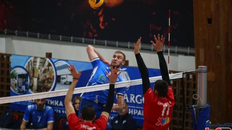 Трифон Лапков остава в Левски София