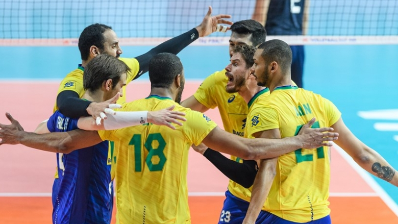 Бразилия остави Иран извън финалната четворка