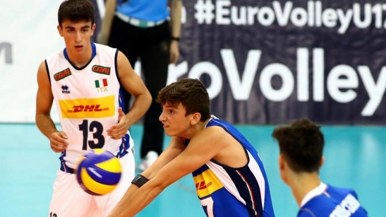 Италия, Португалия и Чехия с първи победи на европейското в София
