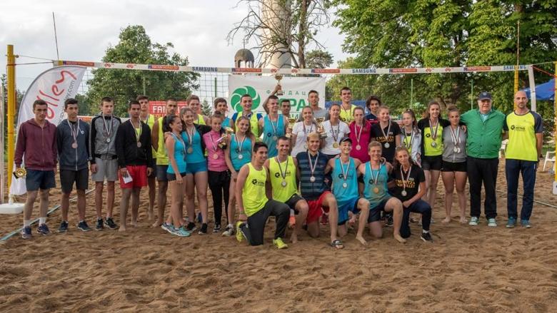 SportVolley организира национална надпревара по плажен волейбол за подрастващи