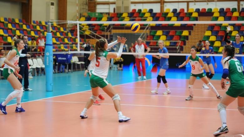 България U18 без шанс за медали в Баку (статистика, обновено)