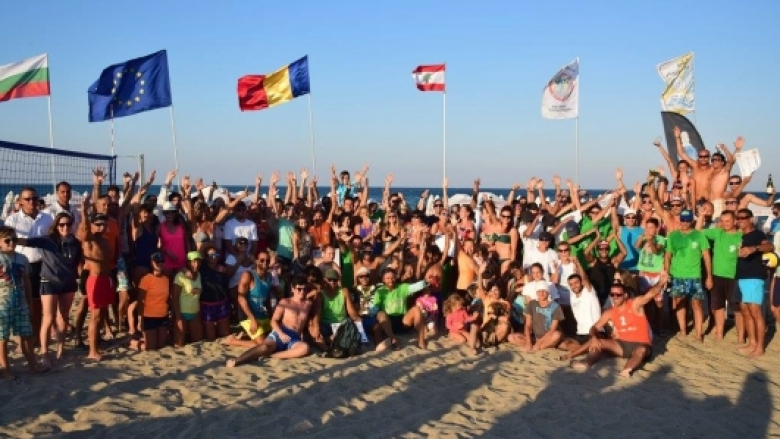 Кранево приема международен турнир по плажен волейбол