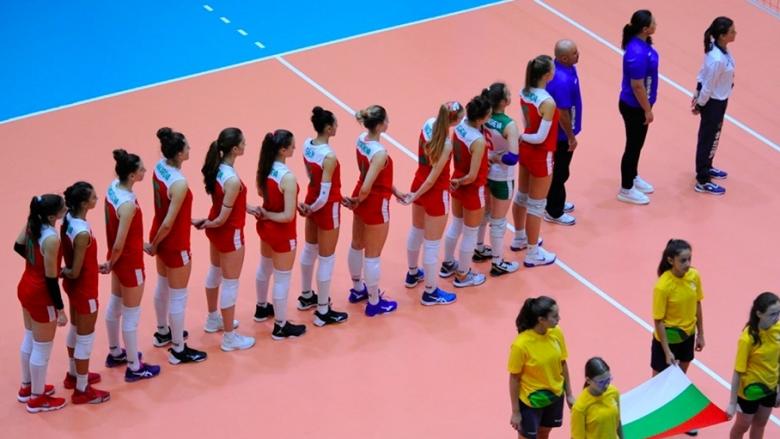 България U18 ще играе за седмото място в Баку (статистика)
