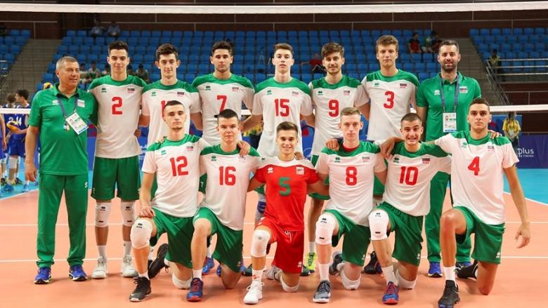 Националите U19 ще играят за петото място в Баку