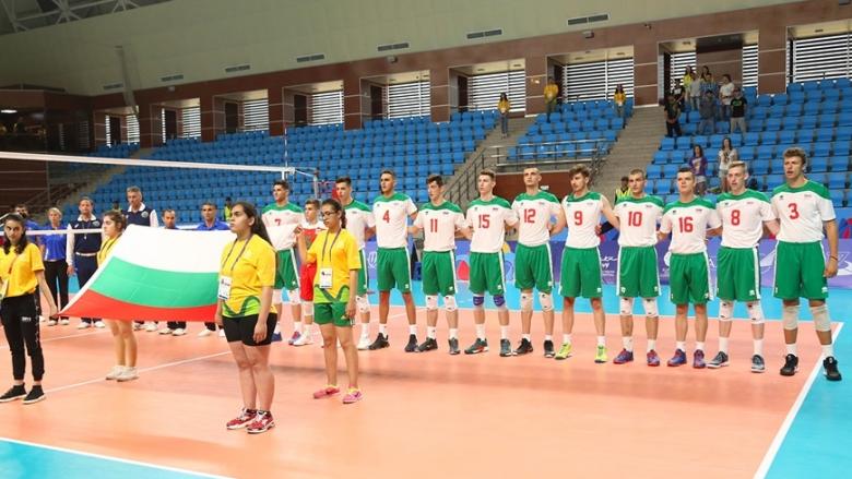 Националите U19 шести в Баку