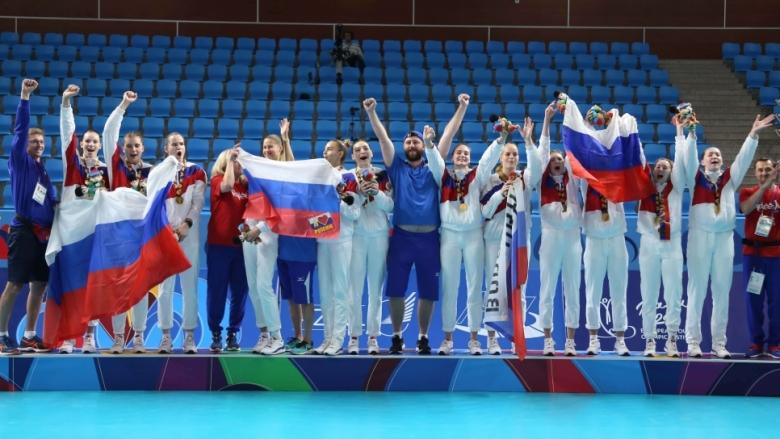 Русия U18 завоюва трети трофей на европейския младежки фестивал