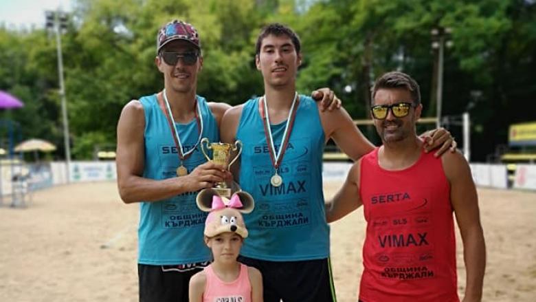 Константин Митев&Стефан Иванов спечелиха втория благотворителен турнир в Кърджали