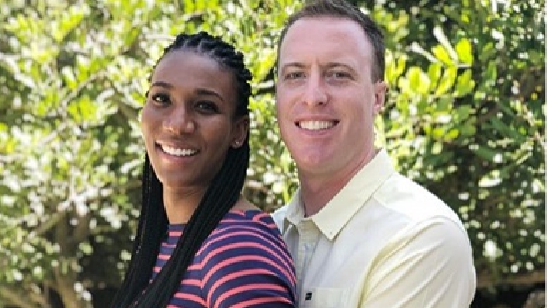 Американска националка очаква първата си рожба