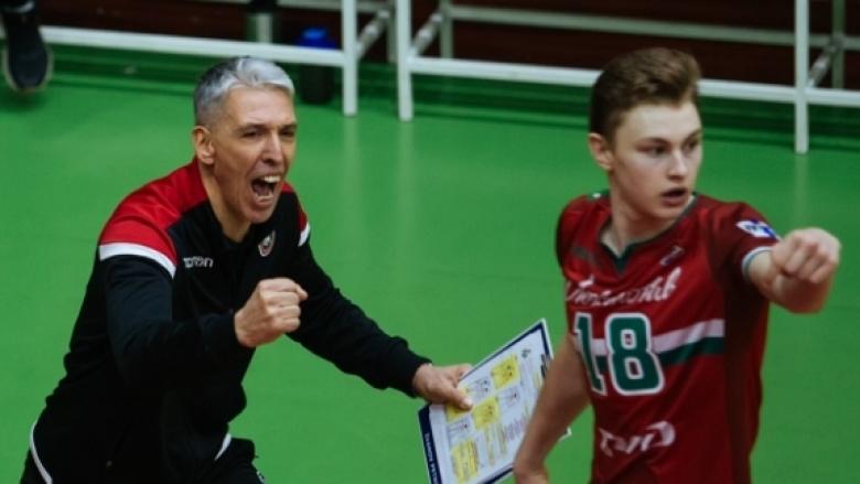 Български специалист ще води Локомотив 2 (Новосибирск) във Висшата лига на Русия