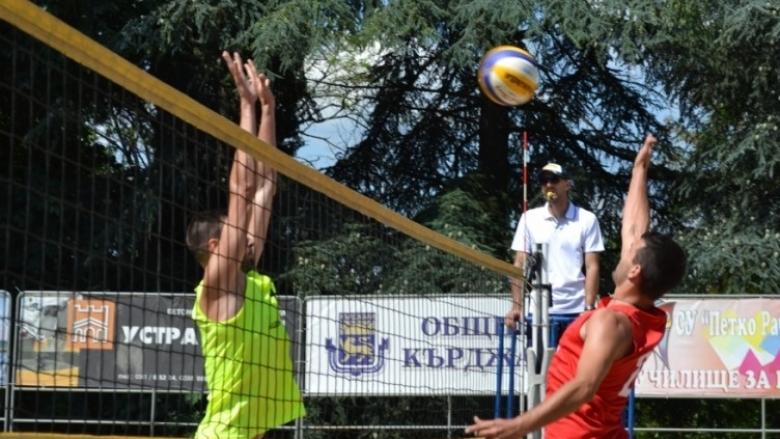 Кърджали отново събира най-добрите в плажния волейбол