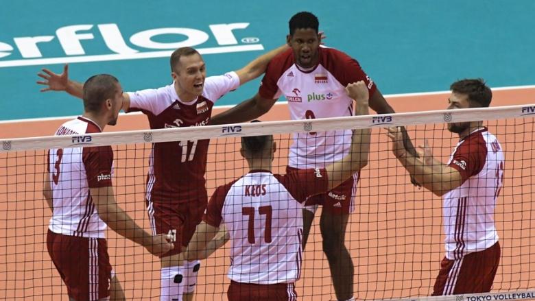 Бронзовите медалисти от Лигата на нациите разбиха Тунис в Гданск