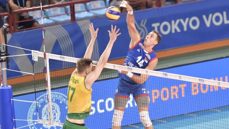 Атанасийевич с 35 точки поведе Сърбия в Бари