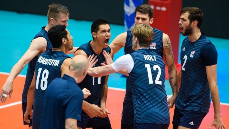 САЩ прекърши лалетата и ще играе на олимпиадата догодина