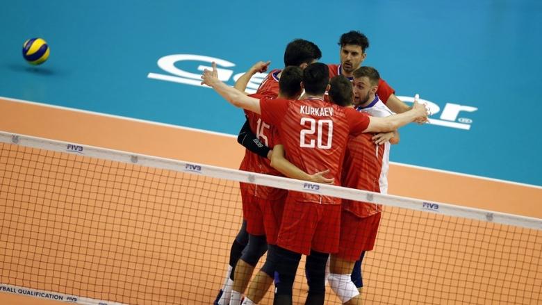Русия триумфира срещу Иран и подпечата билета си за Токио