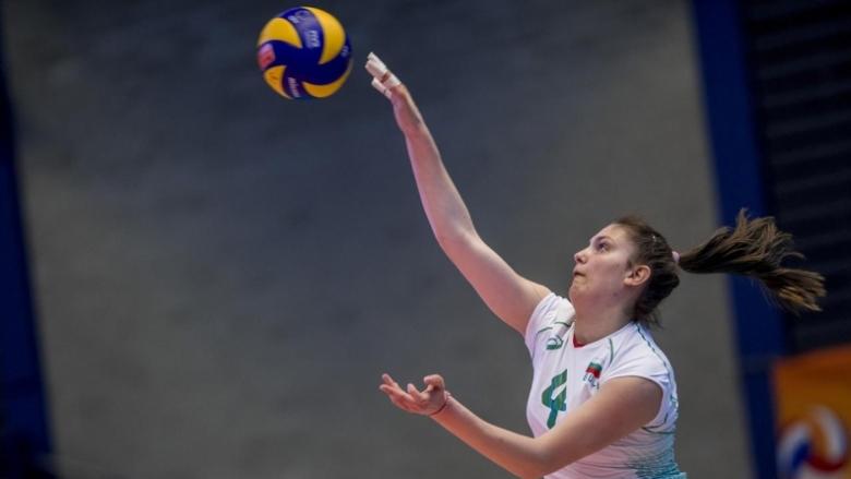 Волейболистка на ЦСКА ще играе в Румъния