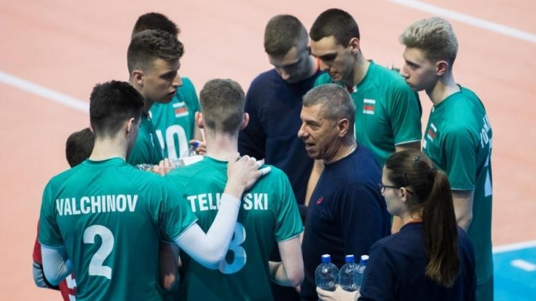 Волейболистите ни U19 водят подготовка в Тунис, състав на България за световното