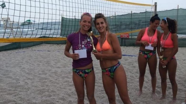 Стефани Кьосева и Катя Александрова триумфираха на Varna Open-Women