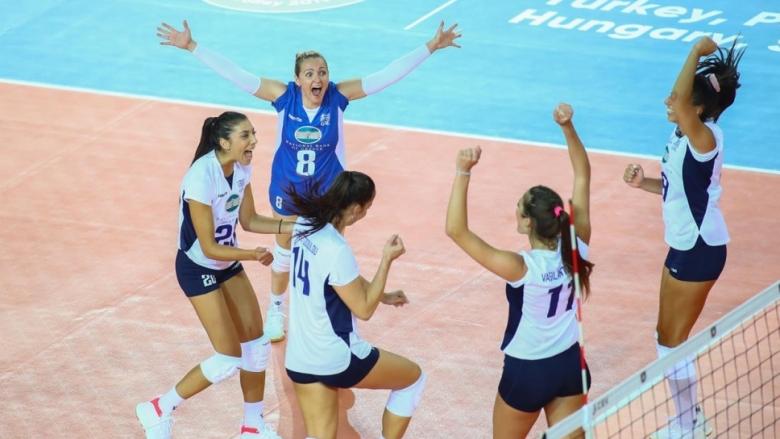 Гърция с първа победа на европейското