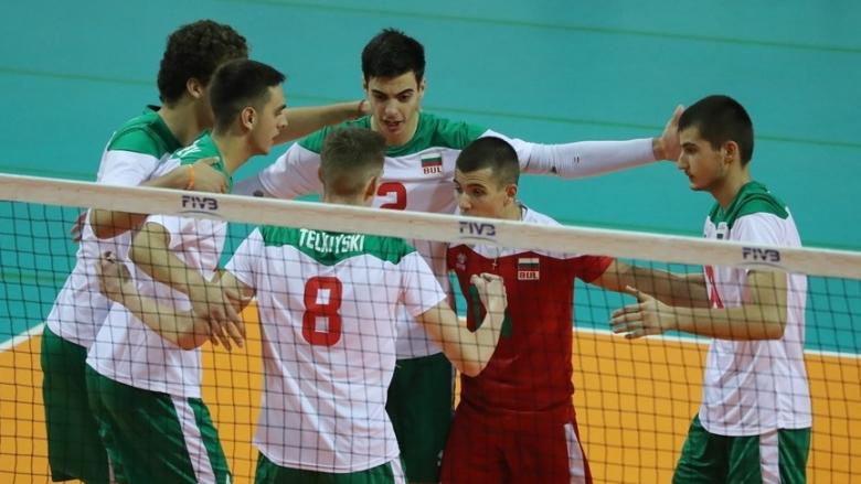 България U19 продължава във втората фаза на Мондиала