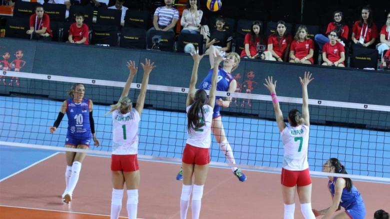 България взе гейм на световните шампионки