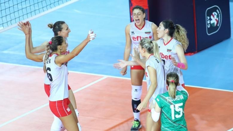 България удари Гърция, запазва шансове за осминафинали на европейското първенство