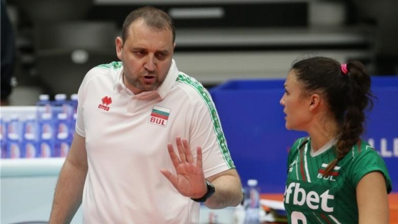 Иван Петков: Продължаваме да градим, целта е да бъдем сред топ-отборите на Европа
