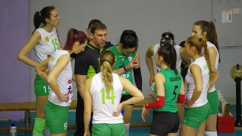 Волейболистките на Берое ще участват на международен турнир в Румъния