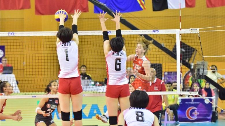 Япония U18 оглави класирането в групата на България на Мондиала