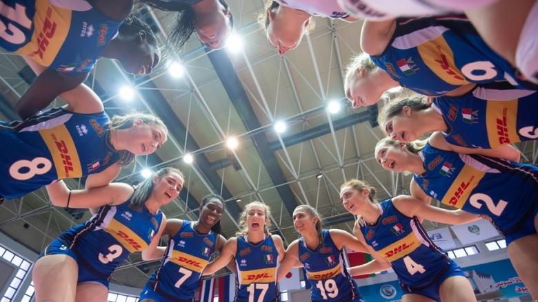 Световните шампионки записаха първа победа на Мондиала U18