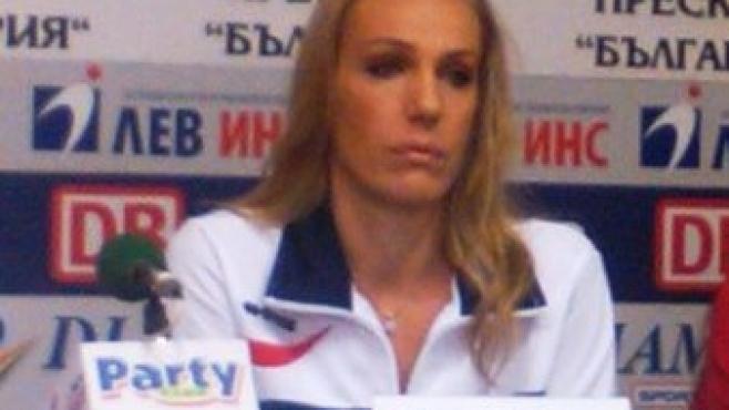 Тони Зетова: Нямам предразсъдъци да бъда помощник-треньор (Видео)