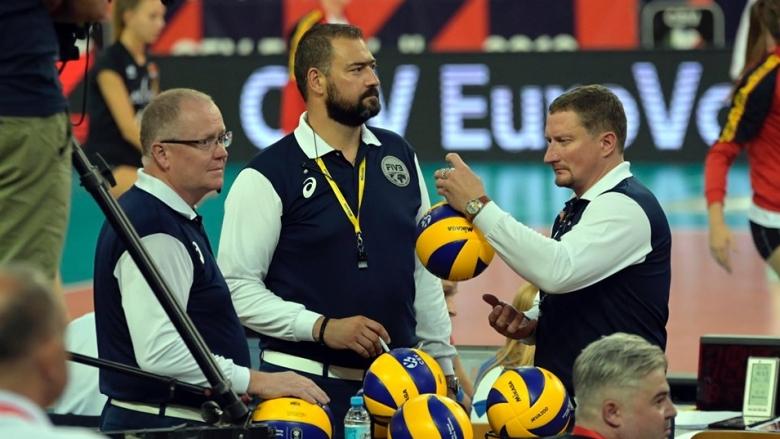 Нов престиж за родното съдийство, Иво Иванов свири полуфинал на Евро 2019