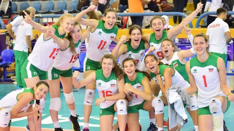 България U18 прегази Конго и записа втора победа на световното
