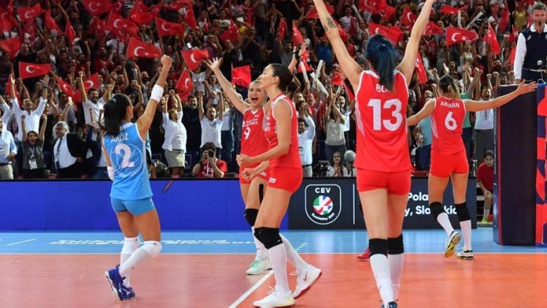 Турция на финал на европейското за втори път