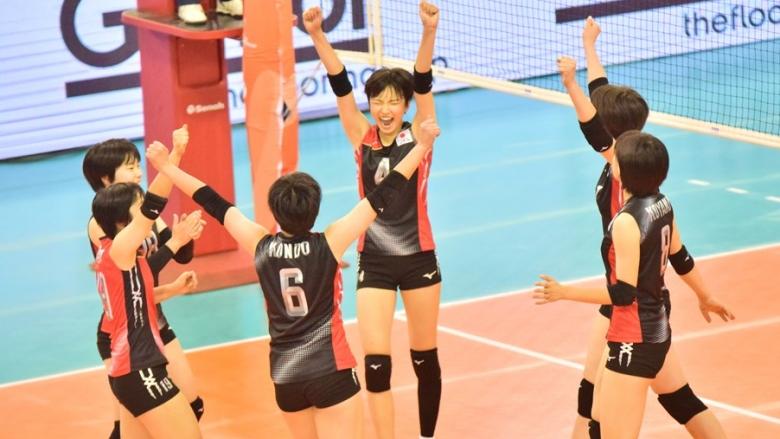 Япония U18 се затрудни с Перу, но се поздрави с трети успех