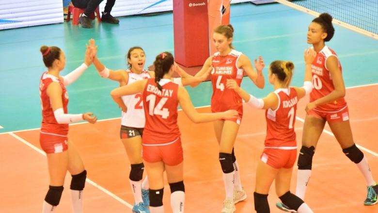Турция U18 завърши на трето място в група D на Мондиала