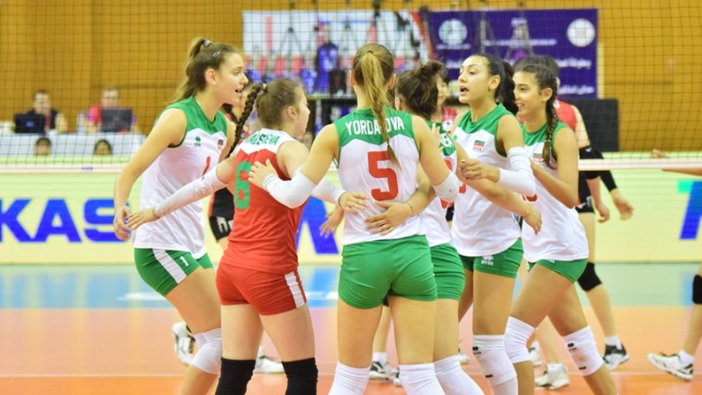 България U18 на четвърто място в група D на световното