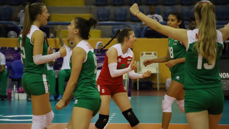 България срещу Русия на осминафинал на световното U18