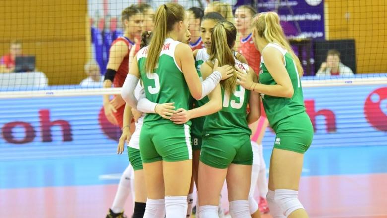 България U18 ще играе във втората осмица на световното
