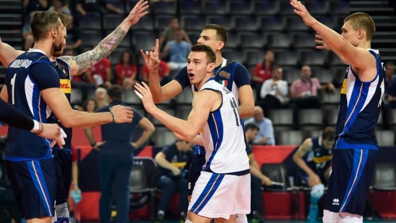 Италия се препоти срещу Гърция за втора победа на европейското