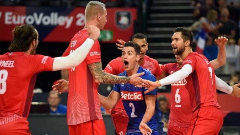Франция загря за България с победа над Португалия (видео)