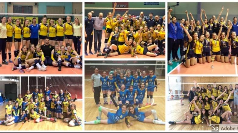 Треньорите в школата на Марица за новия сезон