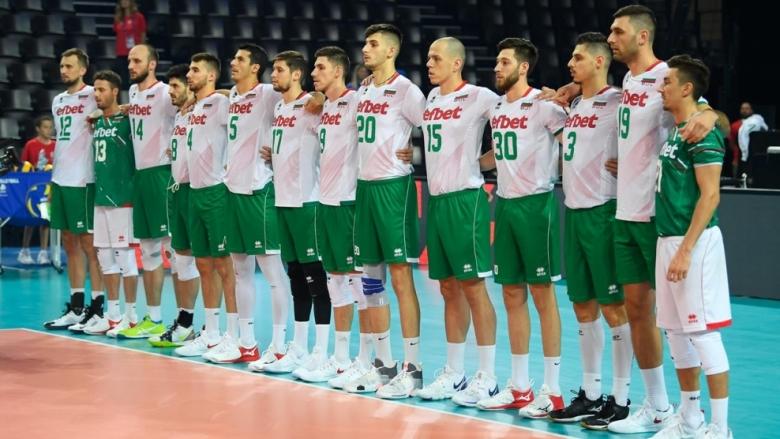 България излиза срещу Словения за място на 1/4-финал в Евроволей