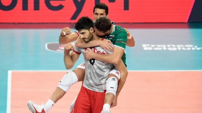 Гледай на живо с BGvolleyball.com България - Словения, европейско първенство за мъже