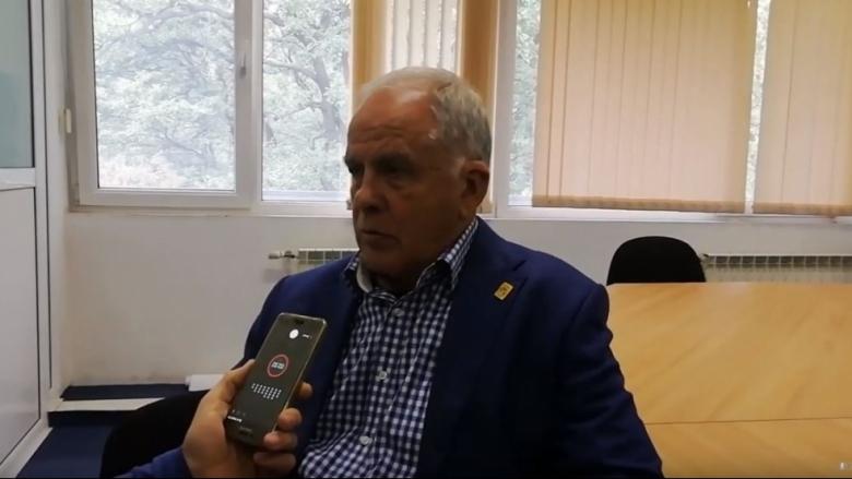 Данчо Лазаров: Ще направим всичко възможно да спечелим олимпийската квалификация (видео)