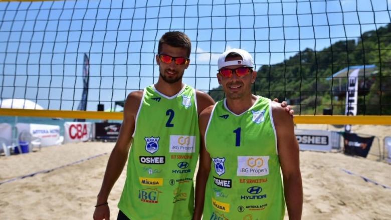 Българи с престижно класиране на турнир по плажен волейбол в Италия