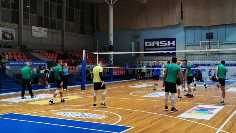 Добруджа стартира с категоричен успех на Черноморските игри