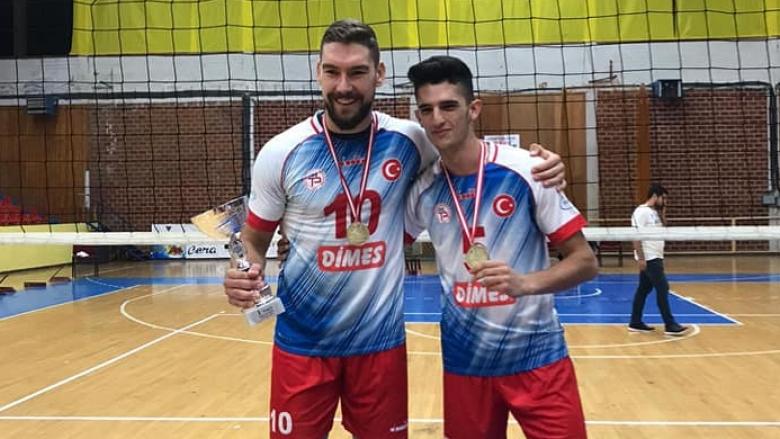 Вили Чернокожев и Токат спечелиха Купата на БВА и ще играят в Европа