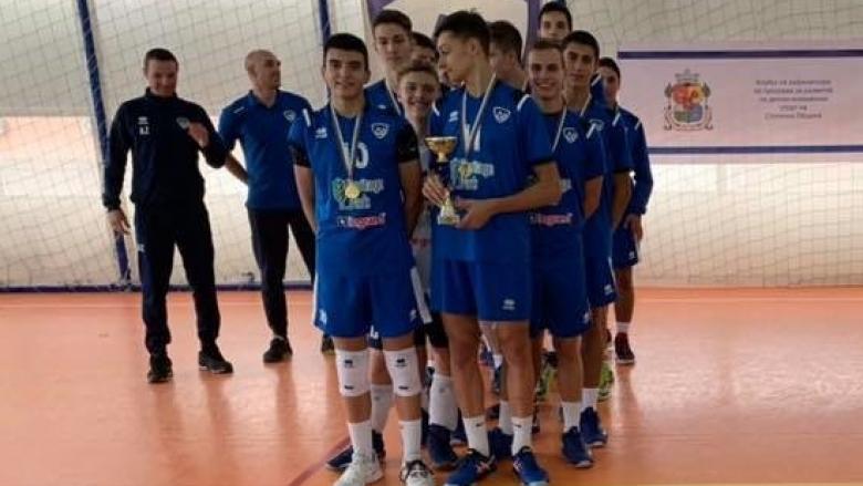 Левски спечели турнира ′Играй с Левски′ за кадети